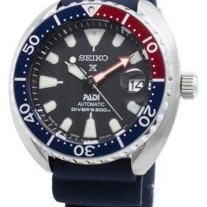 Seiko Prospex PADI-sukeltajan SRPC41J1-automaattinen japanilainen valmistettu 200M miesten kello
