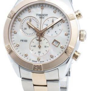 Tissot T-Classic T101.917.22.116.00 Quartz Chronograph Naistenkello