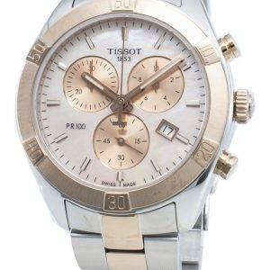 Tissot T-Classic T101.917.22.151.00 T1019172215100 Quartz Chronograph naisten kello