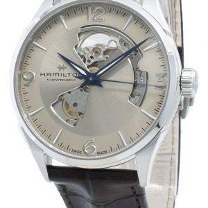 Hamilton Jazzmaster H32705521 Avoimen sydämen automaattinen miesten kello