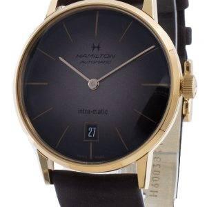 Hamilton Intra-Matic H38465501 automaattinen miesten kello