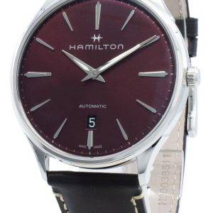 Hamilton Jazzmaster Thinline H38525771 automaattinen miesten kello