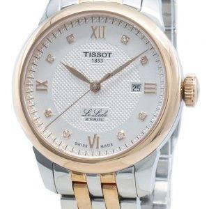 Tissot Le Locle T006.207.22.036.00 T0062072203600 timanttikoristeet automaattinen naisten kello