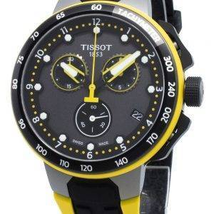 Tissot T-Race-pyöräily T111.417.37.057.00 T1114173705700 Tachymeter Quartz miesten kello