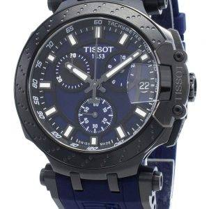 Tissot T-Race Chronograph T115.417.37.041.00 T1154173704100 kvartsi miesten kello