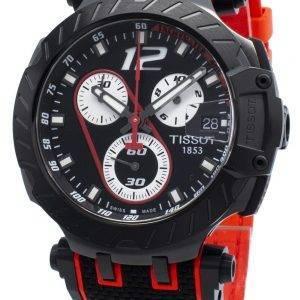 Tissot T-Race MotoGP T115.417.37.057.01 T1154173705701 Tachymeter Quartz miesten kello