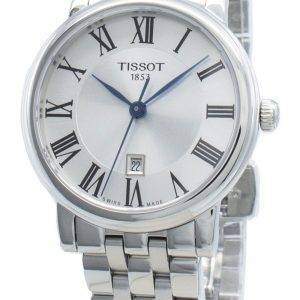 Tissot Carson Premium T122.210.11.033.00 T1222101103300 Quartz Women Watch