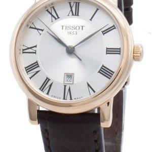 Tissot Carson Premium T122.210.36.033.00 T1222103603300 Quartz naisten kello