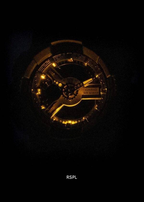 Casio Baby-G BA-110RG-1A maailmanaikainen naisten kello