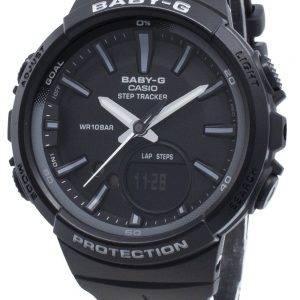 Casio Baby-G BGS-100SC-1A Step Tracker naisten kello
