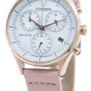 Citizen Chandler FB1443-08A Chronograph Eco-Drive -naisten kello