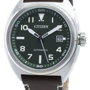 Citizen Automatic NJ0100-38X miesten kello