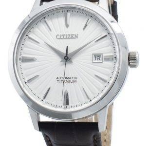 Citizen Automatic NJ2180-11A Titanium miesten kello