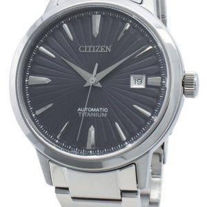 Citizen Automaattinen NJ2180-89H Titanium miesten kello