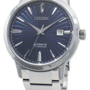 Citizen Automaattinen NJ2180-89L Titanium miesten kello