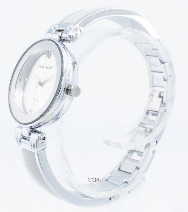 Anne Klein 1981LGSV Quartz Women Watch