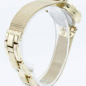 Anne Klein 3424GBST Diamond Accent Quartz Naistenkello