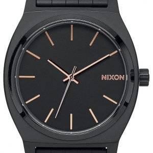 Nixon aikaan Teller Quartz A045-957-00 Miesten Watch