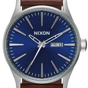 Nixon Sentry kvartsi A105-1524-00 Miesten Watch