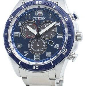 Citizen AR AT2440-51L Eco-Drive Tachymeter miesten kello