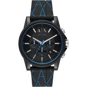 Armani Exchange -pääpankki AX1342 Chronograph Quartz miesten kello