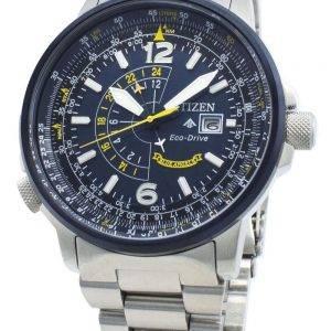 Citizen Promaster Nighthawk BJ7006-56L Eco-Drive 200M miesten kello