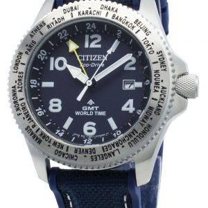 Citizen Promaster BJ7100-15L maailmanaikainen Eco-Drive 200M miesten kello