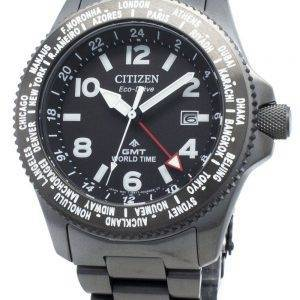 Citizen Promaster BJ7107-83E maailmanaikainen Eco-Drive 200M miesten kello