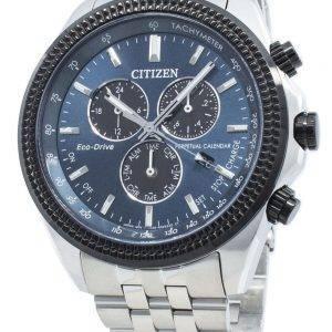 Citizen Brycen BL5568-54L Eco-Drive takymetrinen miesten kello