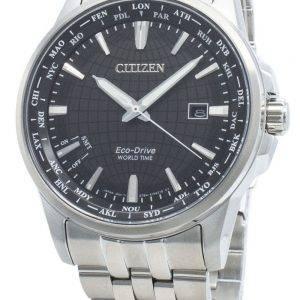 Citizen Eco-Drive BX1001-89E maailmanajan miesten kello