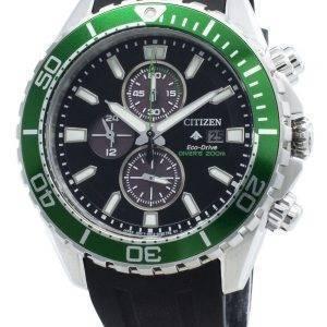 Citizen Promaster sukeltajan CA0715-03E Chronograph Eco-Drive 200M miesten kello