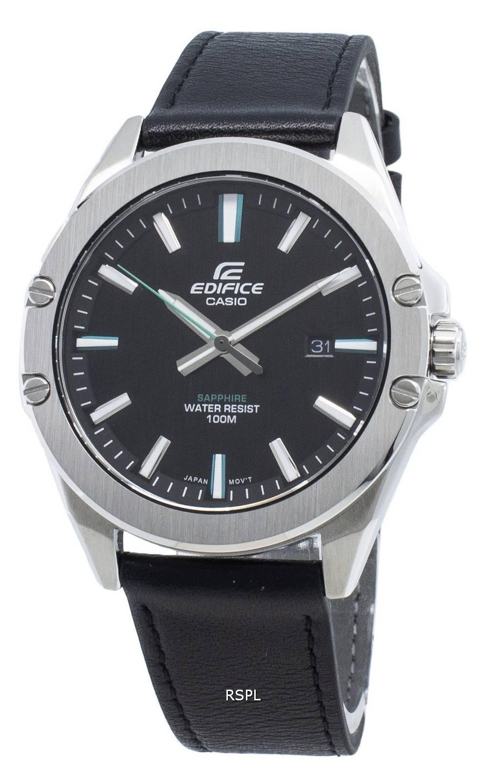 Casio Edifice EFR-S107L-1AV EFRS107L-1AV Quartz miesten kello
