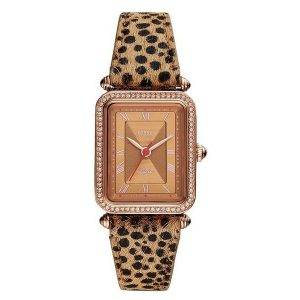 Fossil Lyric ES4684 Diamond Accents Quartz Naistenkello