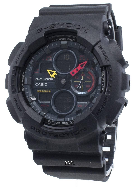 Casio G-Shock GA-140BMC-1A GA140BMC-1A maailmanaikainen kvartsi 200M miesten kello