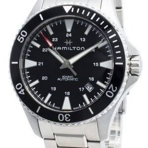 Hamilton Khaki Navy H82335131 automaattinen miesten kello