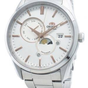 Orient Sun &amp, Moon RA-AK0301S10B automaattinen miesten kello