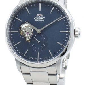 Orient nykyaikainen RA-AR0101L10B puolirunkoinen automaattinen miesten kello