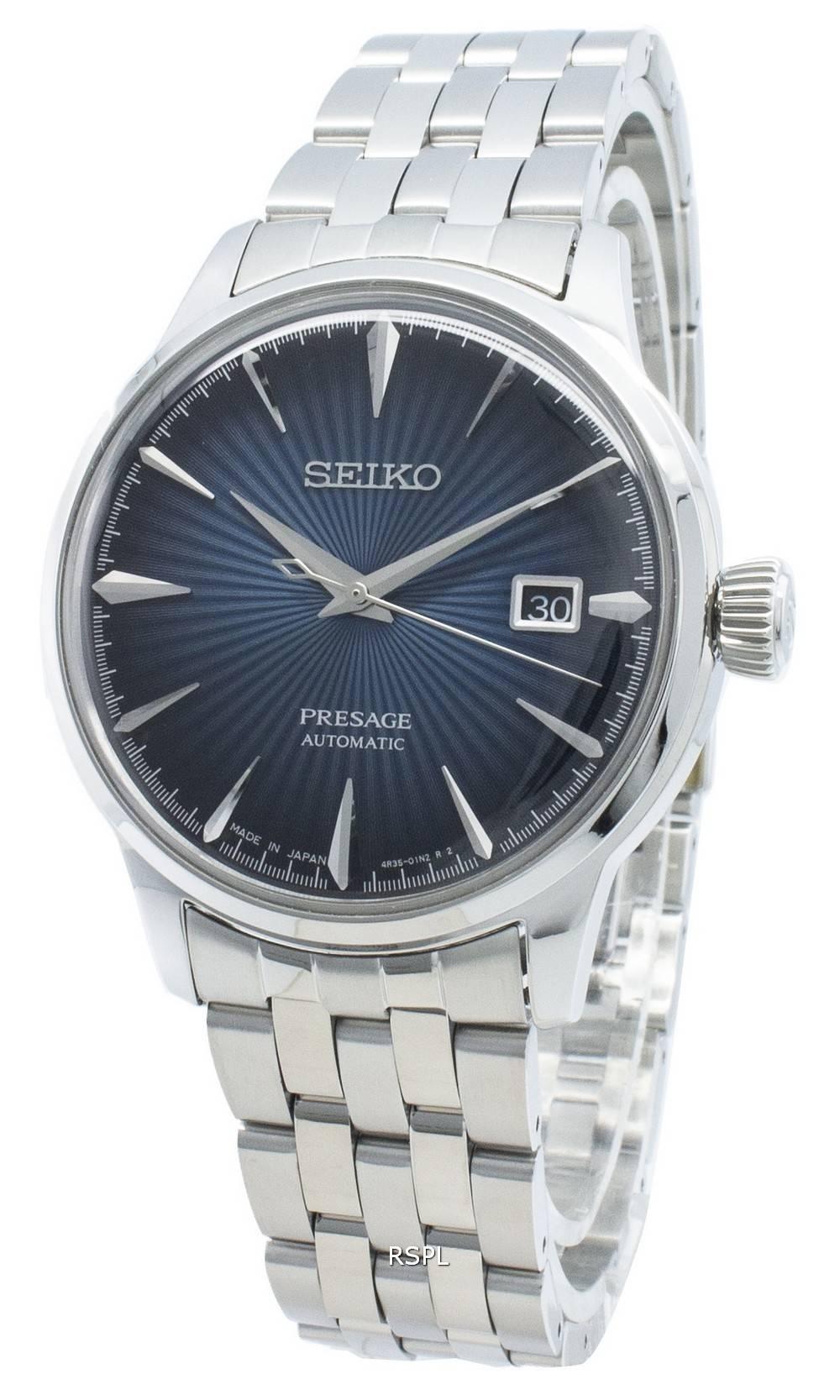Seiko Presage SARY123 automaattinen japanilainen miesten kello