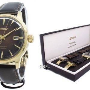 Seiko Presage SARY134 automaattinen japanilainen miesten kello