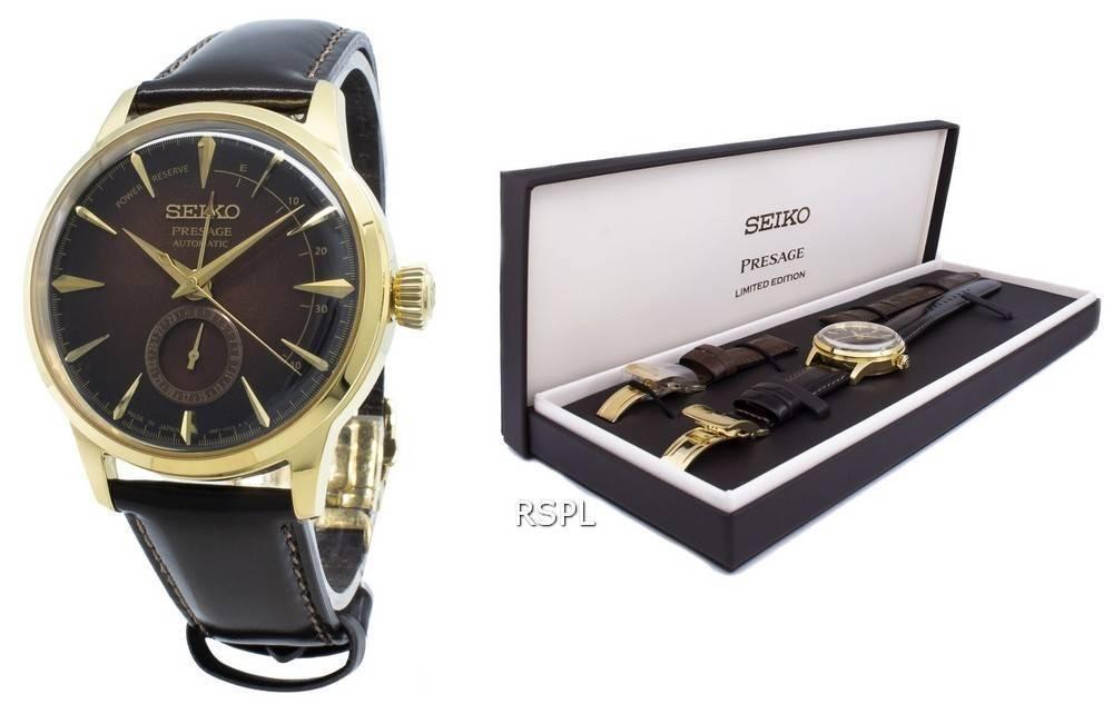 Seiko Presage SARY136 automaattinen japanilainen miesten kello
