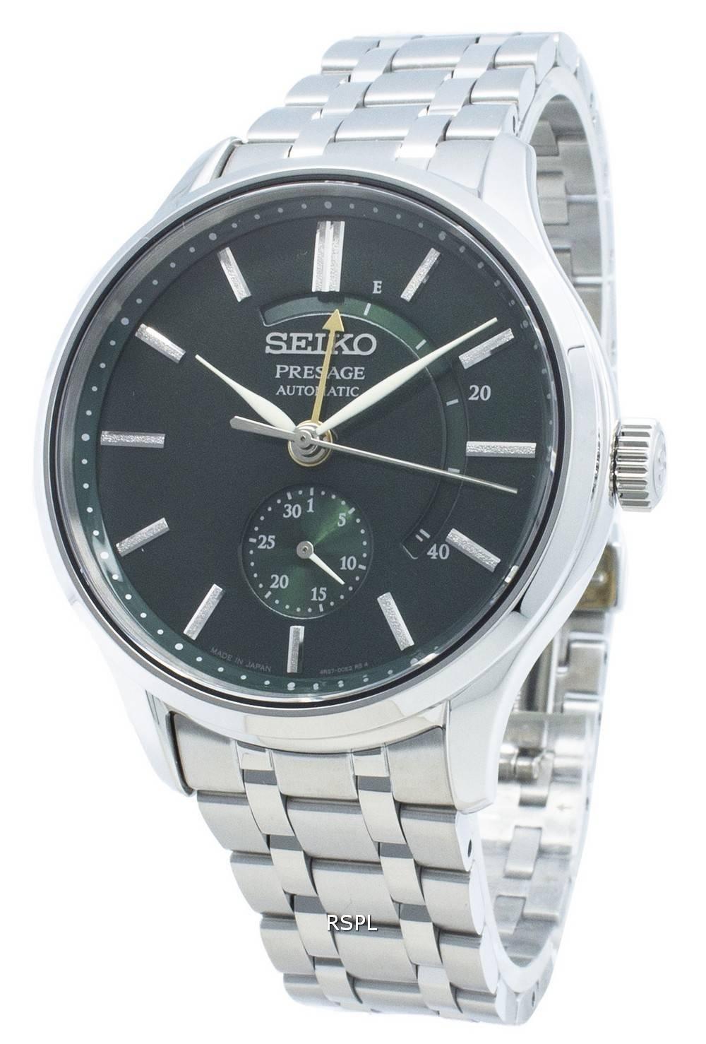 Seiko Presage SARY145 automaattinen japanilainen miesten kello