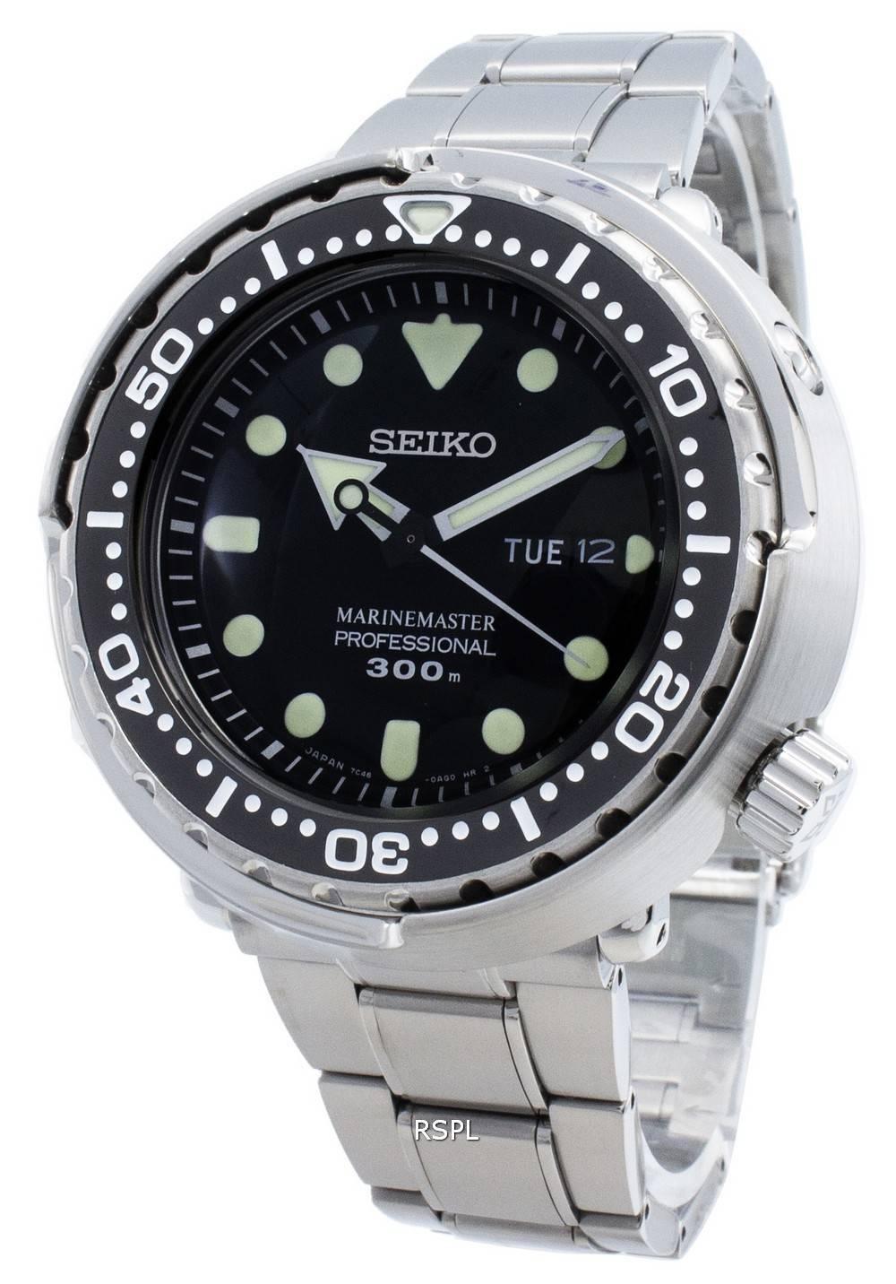 Seiko Prospex MarineMaster Professional 300M SBBN031 miesten kello