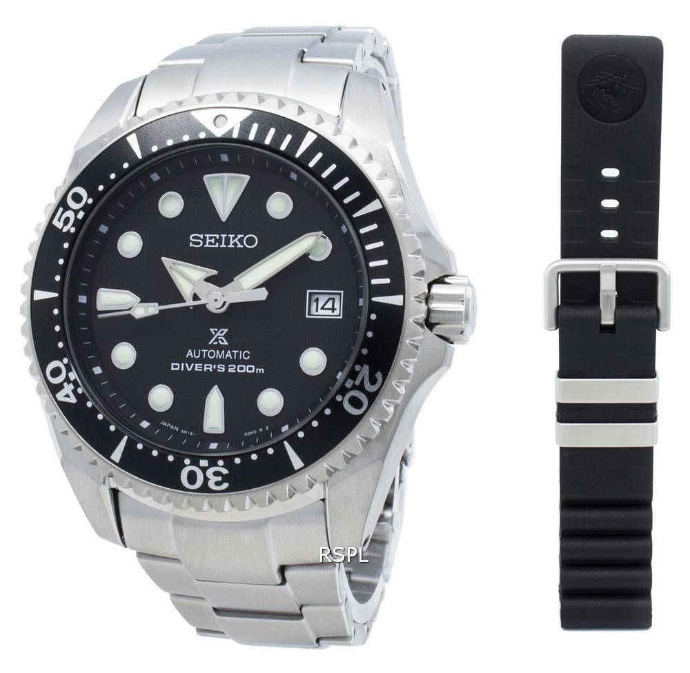 Seiko automaattinen Prospex Diver 200M SBDC029 miesten kello
