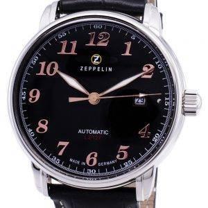 Zeppelin sarjan LZ127 Graf Saksa teki 7656-2 76562 Miesten Watch