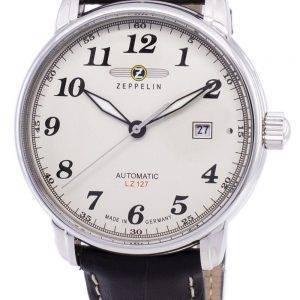 Zeppelin sarjan LZ127 Graf Saksa teki 7656-5 76565 Miesten Watch