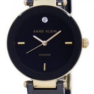 Anne Klein Quartz 1018BKBK naisten Watch