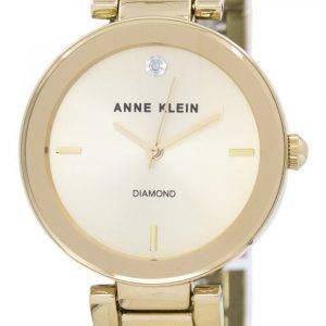 Anne Klein Quartz 1362CHGB naisten Watch