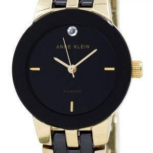 Anne Klein Quartz 1610BKGB naisten Watch