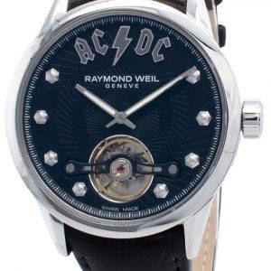 Raymond Weil Geneve Freelancer AC / DC 2780-STC-ACDC1 Rajoitettu erä automaattinen miesten kello