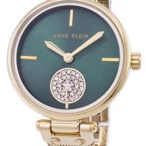 Anne Klein kvartsi Diamond aksentti 3000GNGB naisten Watch